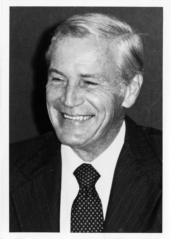 President Thomas G. Carpenter, 1980