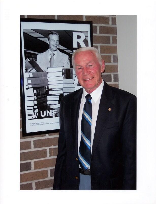President Carpenter, February 7, 2008