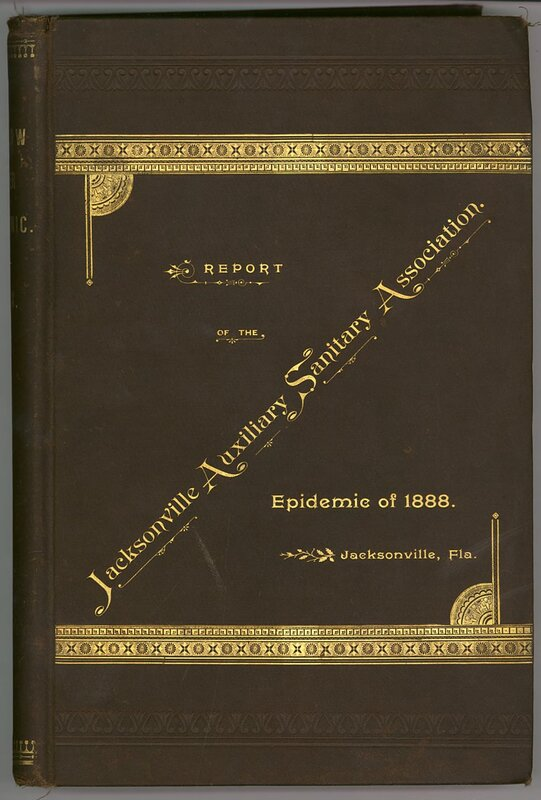 Report of the Jacksonville Auxiliary Sanitary Association